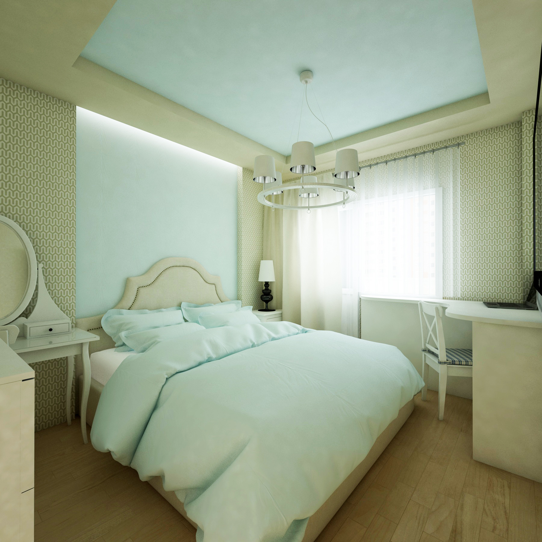 Спальня. Вариант 3